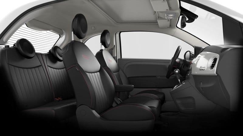 Fiat 500 Pink Ribbon Edition