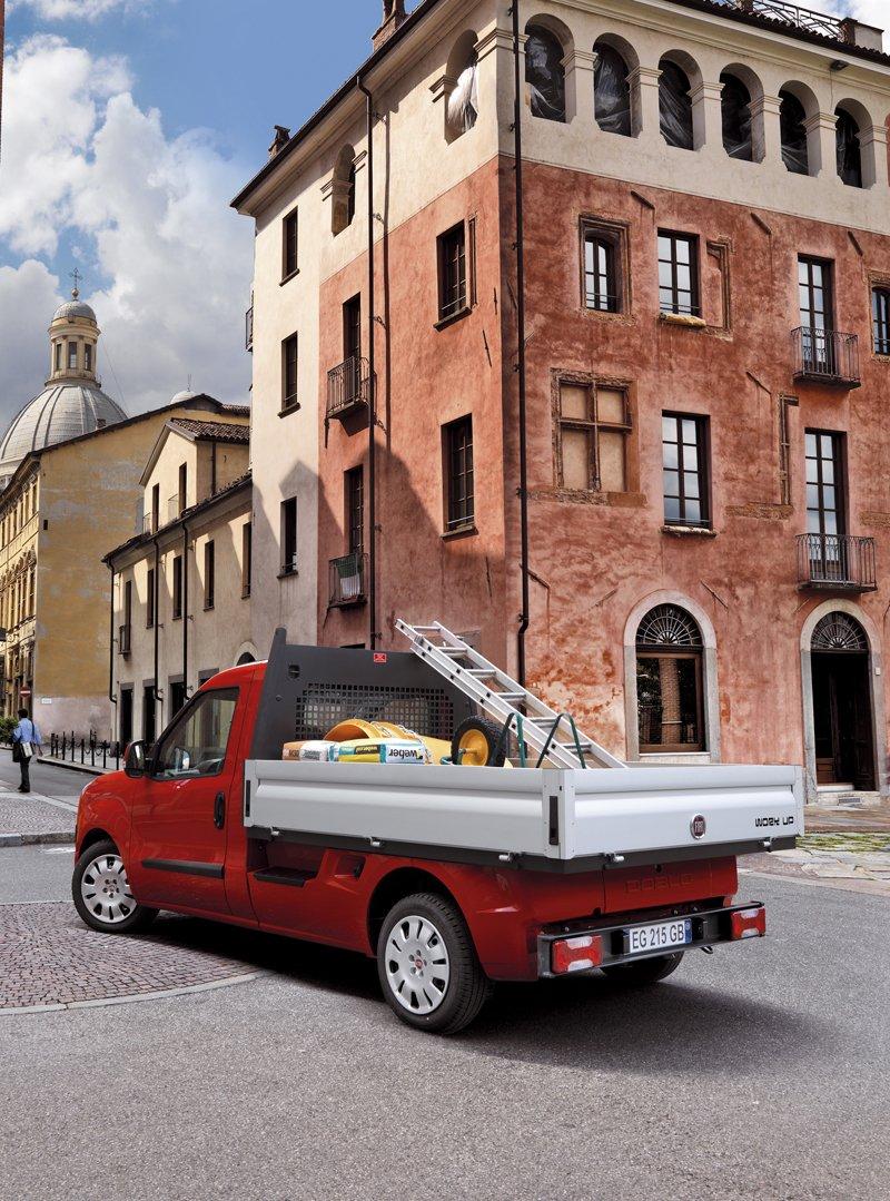 Fiat Doblo Work Up 2011