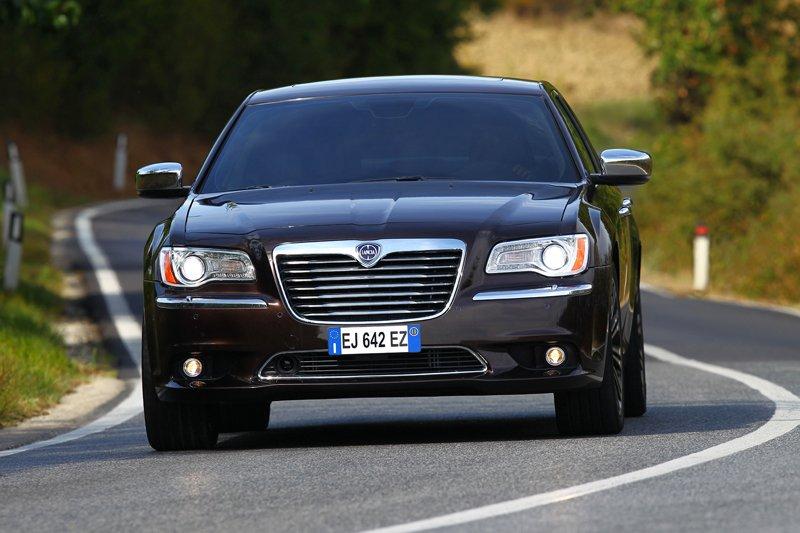 Lancia Thema 2011