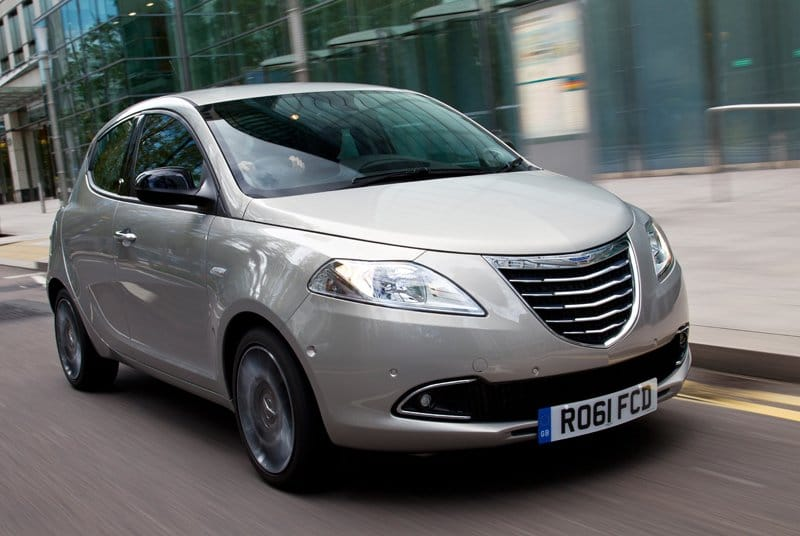 Chrysler Ypsilon 2011