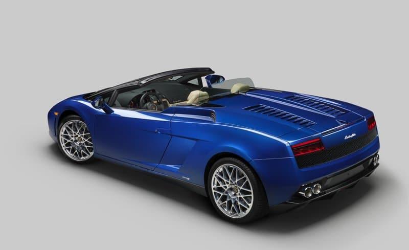 Lamborghini LP 550-2 Spyder