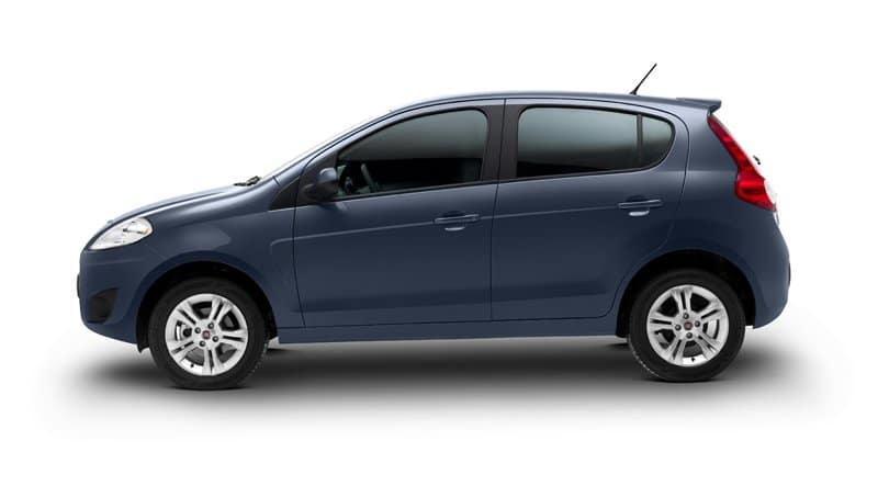 Fiat Palio Attractive 1.4 (Brésil 2011)