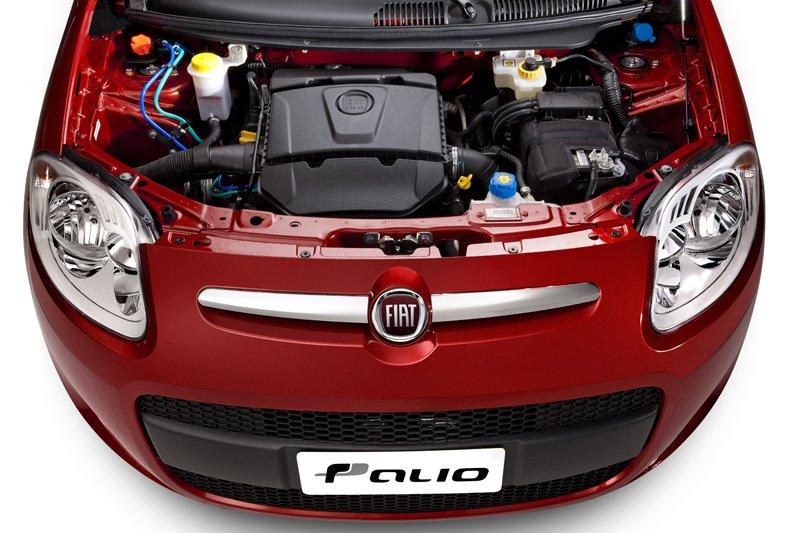Fiat Palio (Brésil 2011)