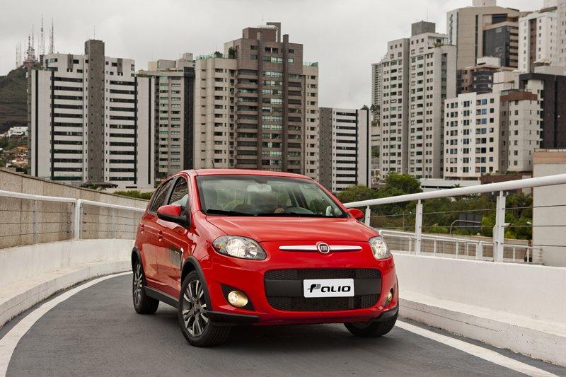 Fiat Palio Sporting (Brésil, 2011)