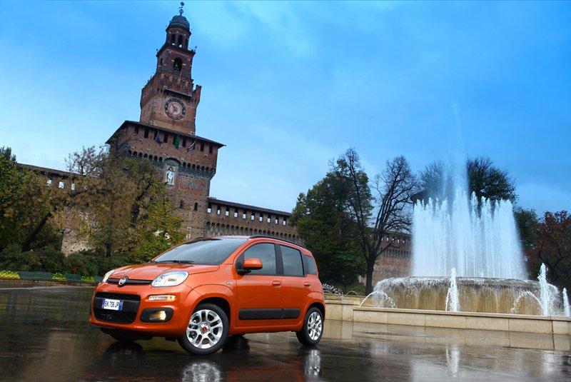 Fiat Panda 3 (2011)