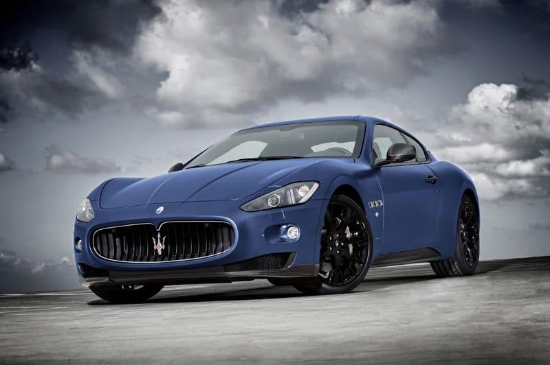 Salon de Bologne 2011 - Maserati GranTurismo S Limited Edition