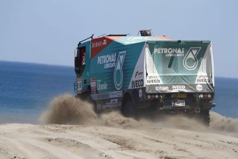 Dakar 2012 - Iveco De Rooy