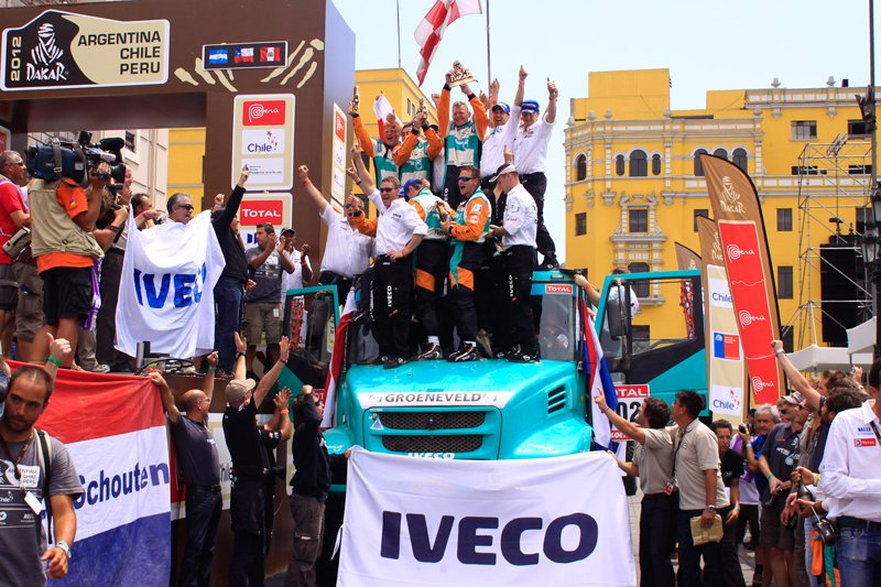 Team De Rooy - Iveco
