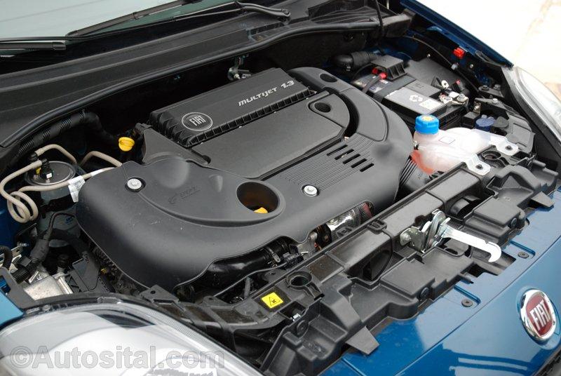 Fiat Punto 1.3 60 ch Easy (2012)