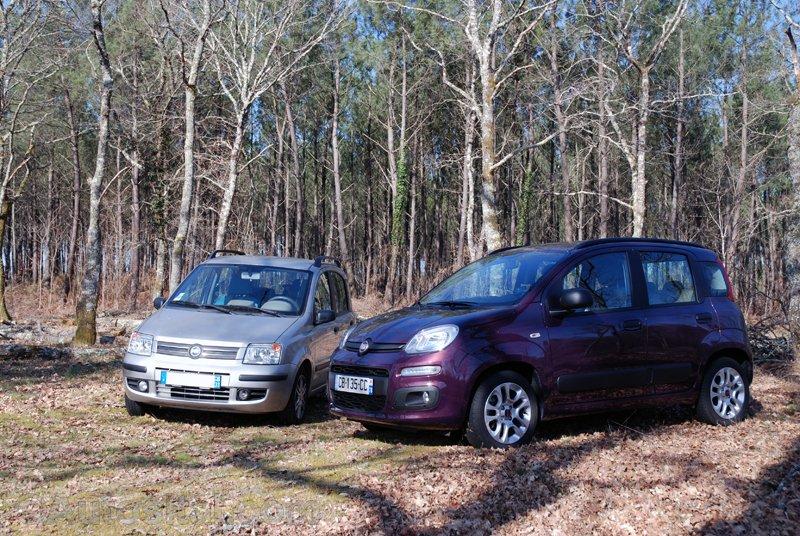 Fiat Panda 1.2 69 ch Lounge