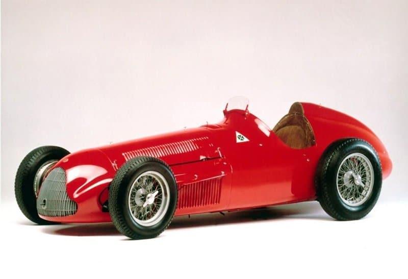 Alfa Romeo Alfetta Tipo 159