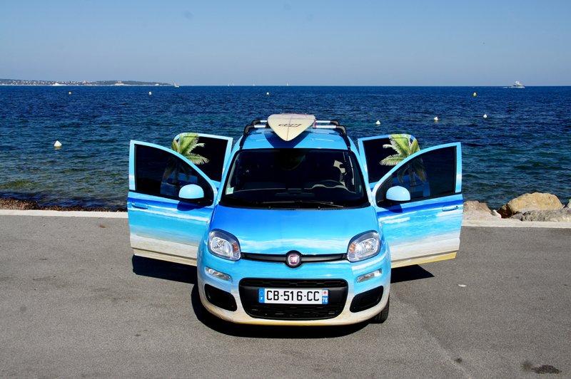 Fiat fait son cinéma à Cannes avec Alexandre Devoise
