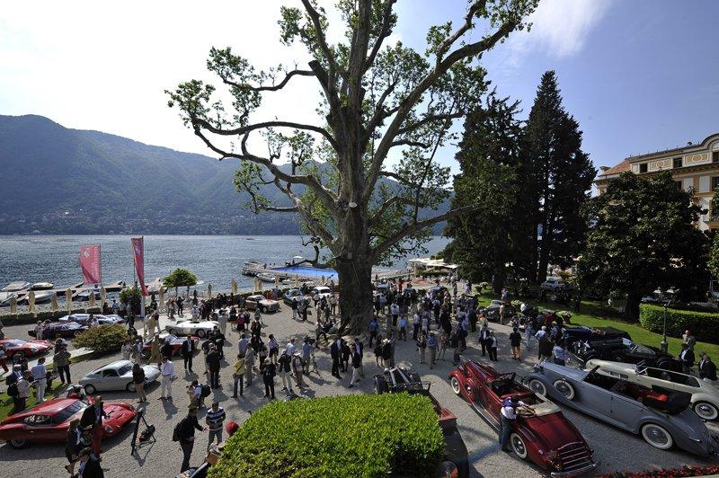 Concours d'Elégance de la Villa d'Este 2012