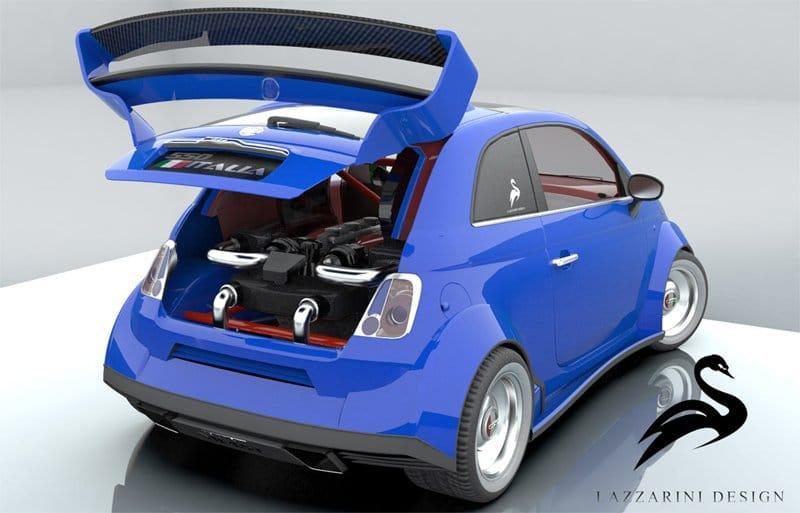 Lazzarini Design 550 Italia
