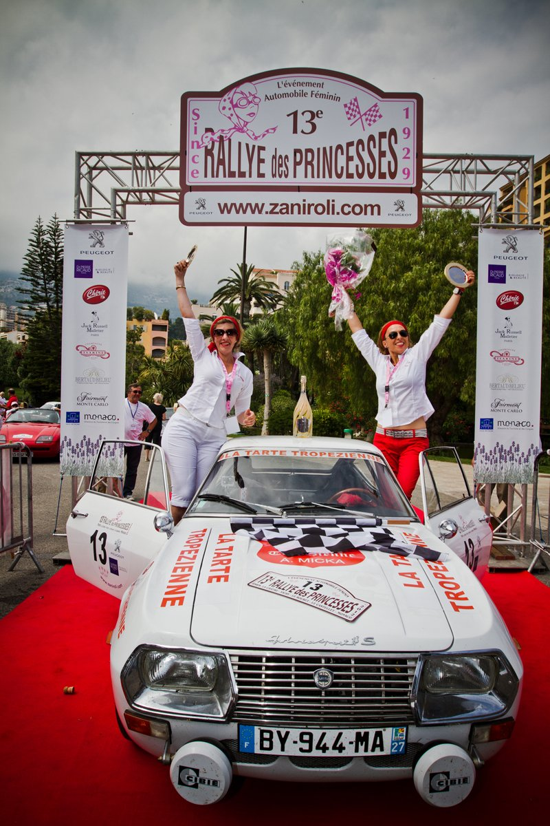 Elisa-Noémie Laurent et Béatrice Bayle remportent leur second rallye des Princesses consécutif