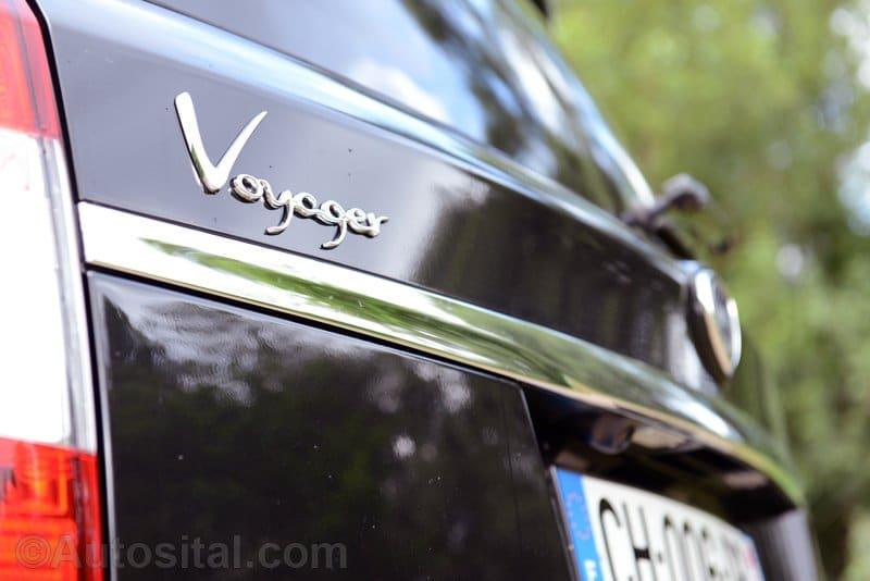 Lancia Voyager 2,8 Multijet II 163 ch Gold