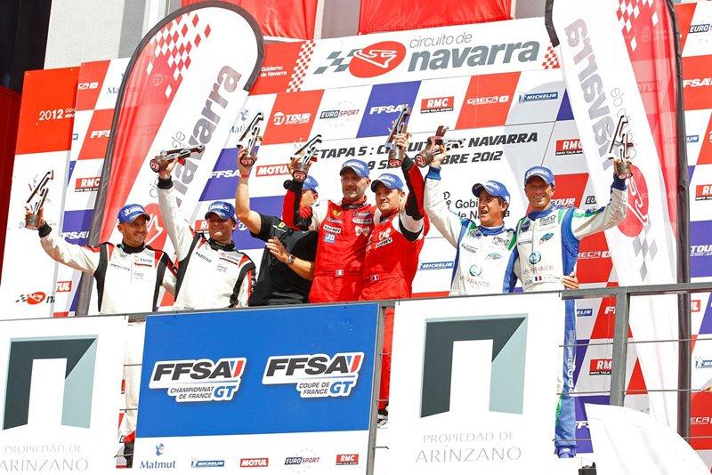 GT Tour Navarra, Course 2 : Fabien Barthez et Morgan Moullin-Traffort, grande première !