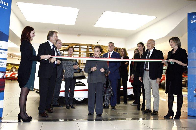 Les plus belles Ferrari de Sergio Pininfarina exposées à Maranello