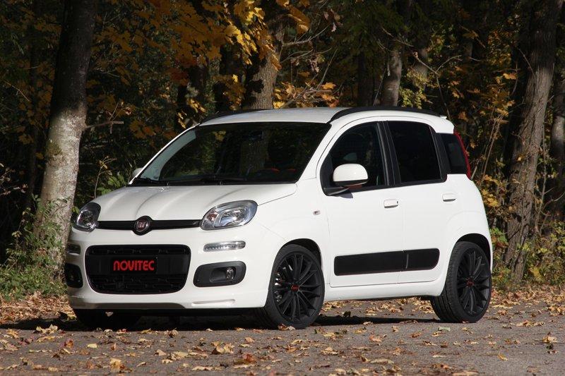 Fiat Panda Novitec