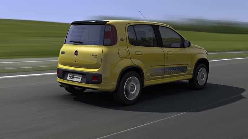 Fiat Uno Interlagos