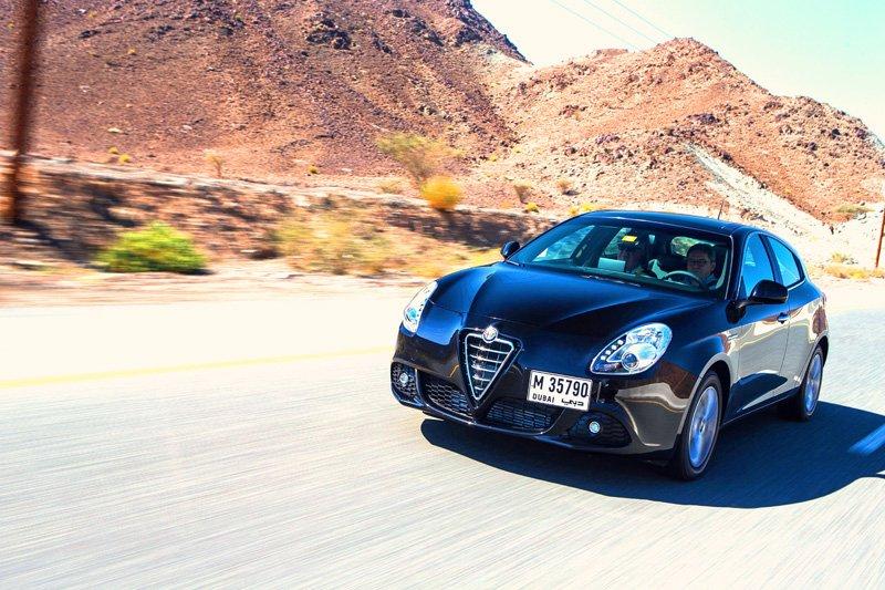 Alfa Romeo Giulietta Moyen Orient