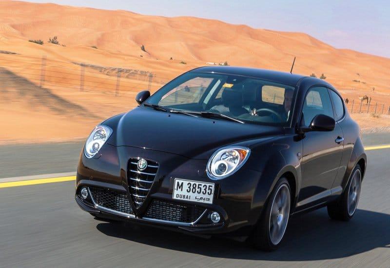 Alfa Romeo Mito Moyen Orient