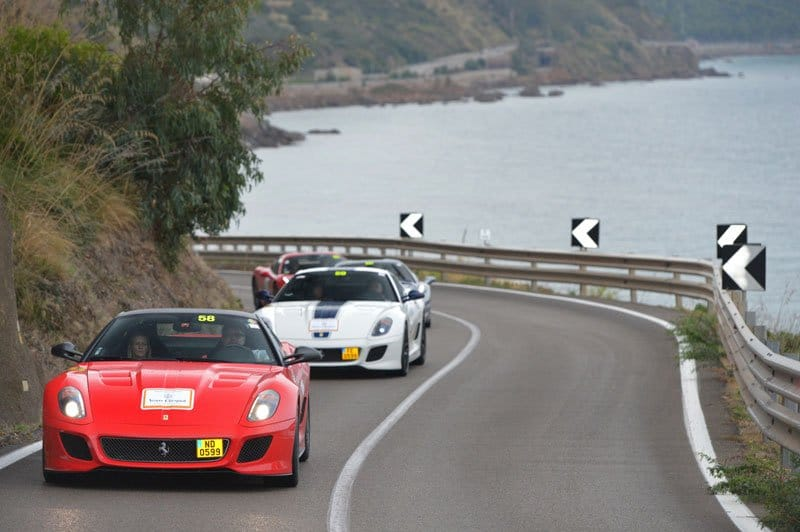 Ferrari Tribute to Targa Florio 2013 10