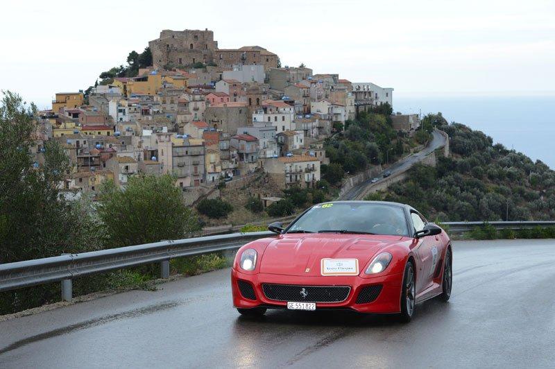 Ferrari Tribute to Targa Florio 2013 14
