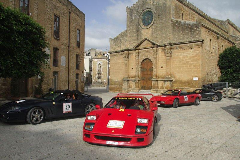 Ferrari Tribute to Targa Florio 2013 22