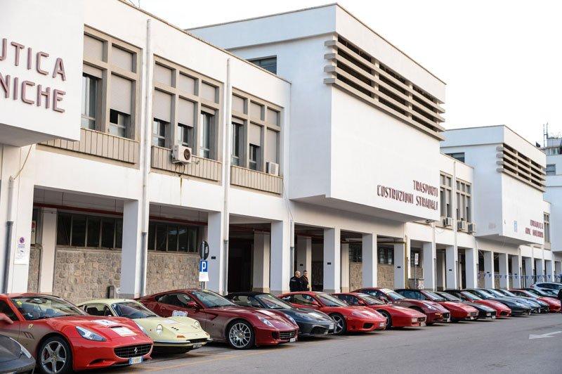 Ferrari Tribute to Targa Florio 2013 24