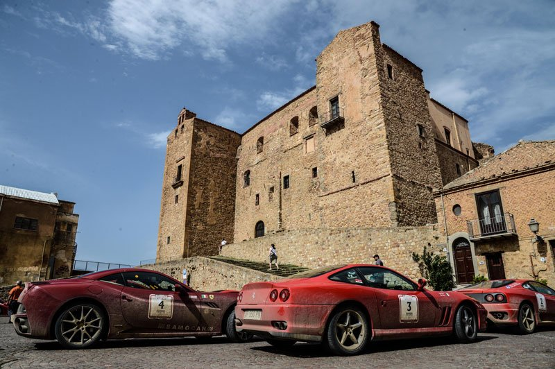 Ferrari Tribute to Targa Florio 2013 34
