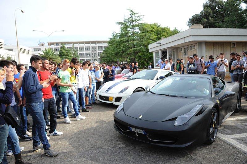Ferrari Tribute to Targa Florio 2013 3