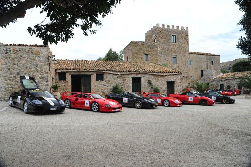 Ferrari Tribute to Targa Florio 2013 4