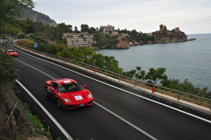 Ferrari Tribute to Targa Florio 2013 5
