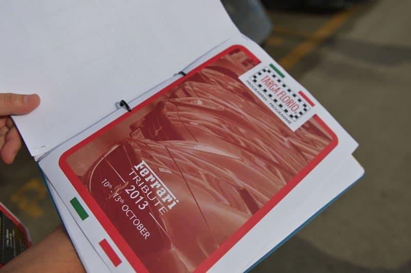Ferrari Tribute to Targa Florio 2013 6