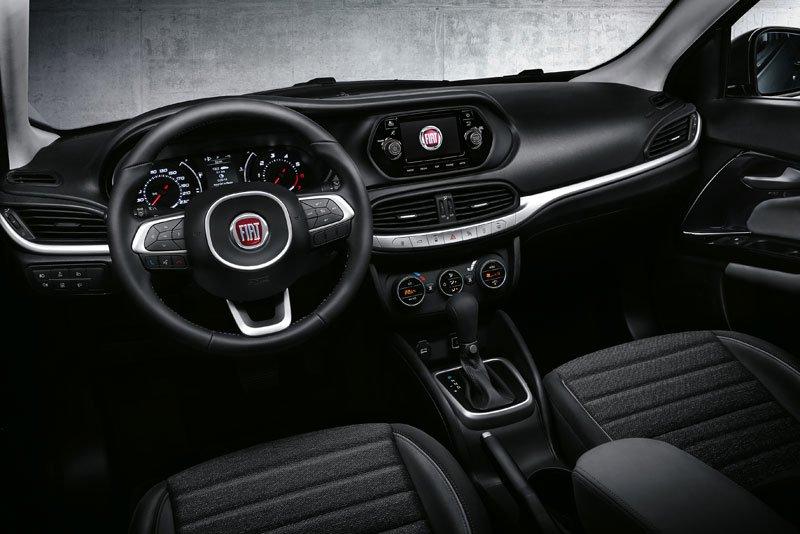 Nouvelle Fiat Tipo
