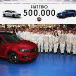 500 000 Fiat Tipo - Bursa - Turquie