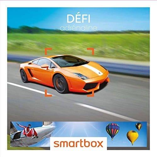 SMARTBOX - Coffret Cadeau homme femme - Défi adrénaline