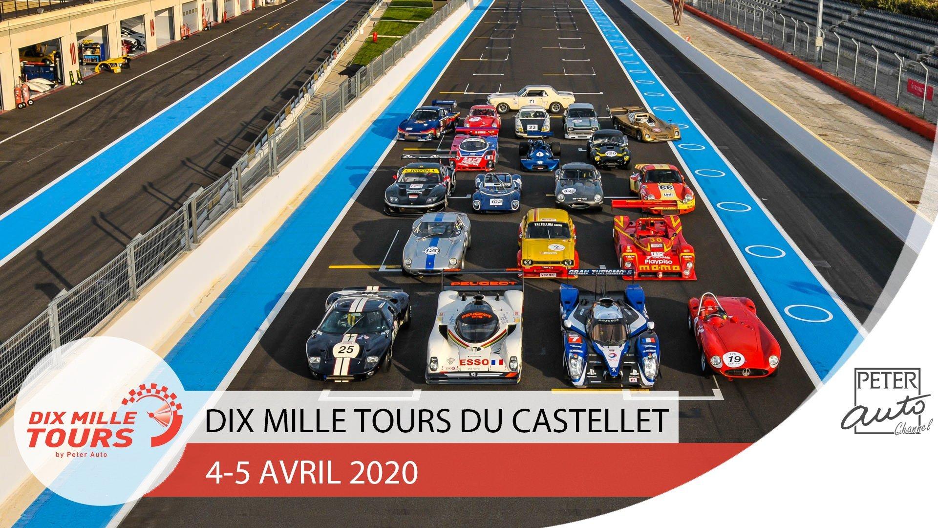 Dix Mille Tours 2020