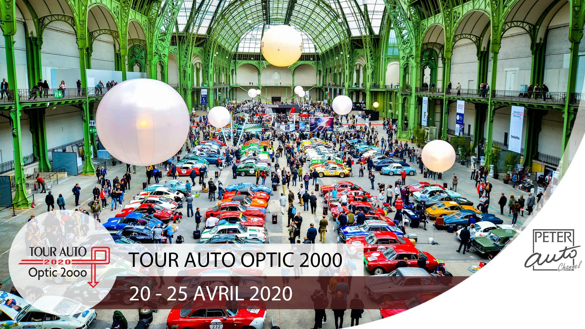 Tour Auto Optic 2000 2020