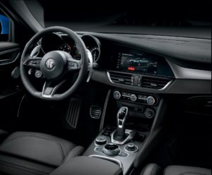 Alfa Romeo Giulia et Stelvio MY2020