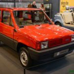 Fiat Panda 30 (1980) - Rétromobile 2020