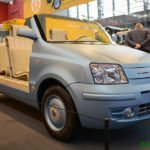 Fiat Panda Jolly (2006) - Rétromobile 2020