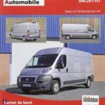 E.T.A.I – Revue Technique Automobile B768.5 – FIAT DUCATO III – 2011 à 2015