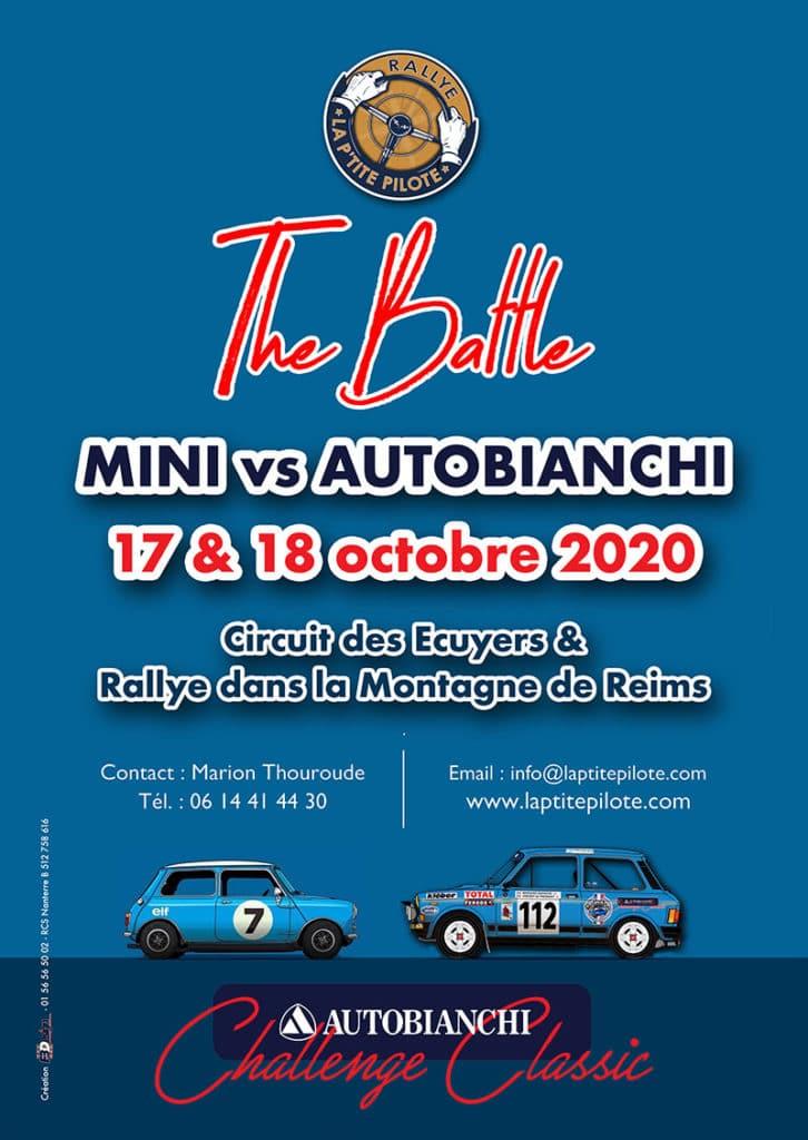 THE BATTLE MINI vs AUTOBIANCHI