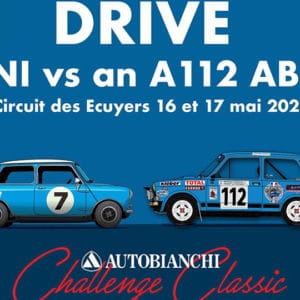 PRINTEMPS AUX ECUYERS #2 - « THE BATTLE MINI vs AUTOBIANCHI »