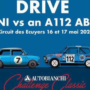 PRINTEMPS AUX ECUYERS #2 - « THE BATTLE MINI vs AUTOBIANCHI »
