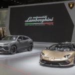 2018, une année record pour Lamborghini !