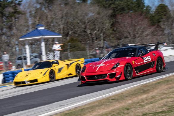 Nouveau calendrier pour les compétitions Ferrari 2020