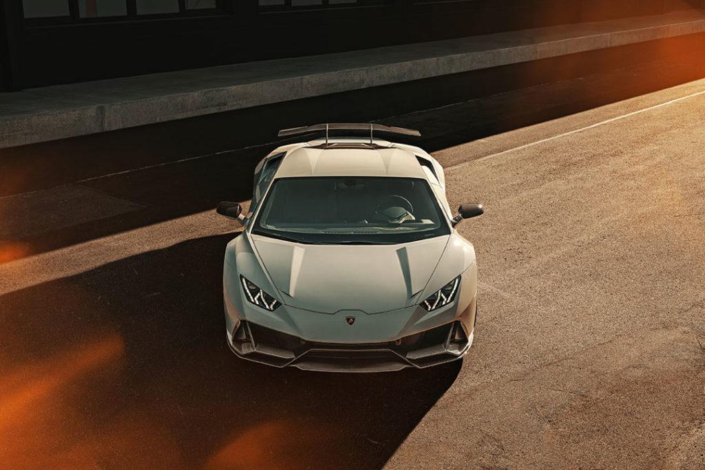 Novitec Lamborghini Huracan EVO